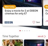 Vodafone launch a new reward scheme   VeryMe Rewards