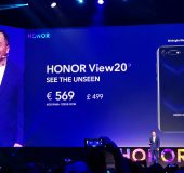 Honor View20 Announced. Spot the difference?