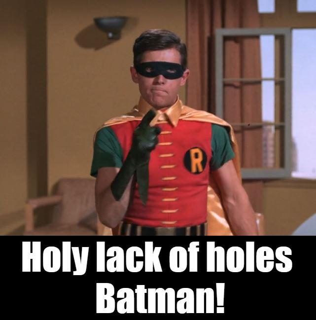 holy batman