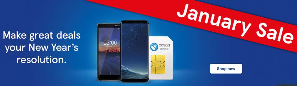 Tesco Mobile Deals Launched Coolsmartphone