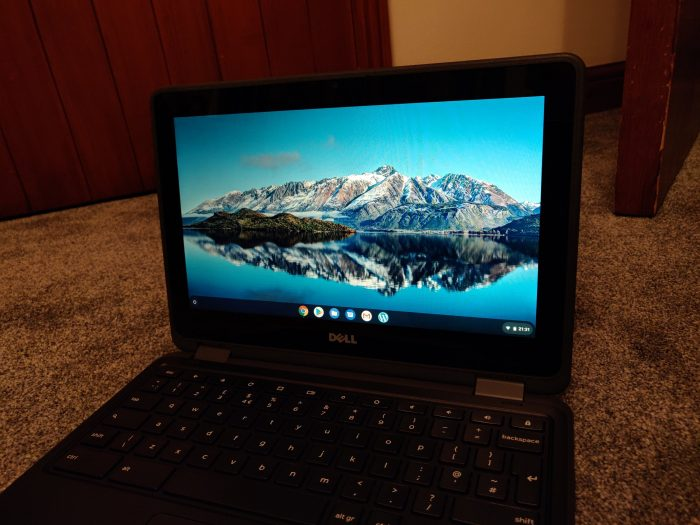 Dell Chromebook 11 2 in 1   First impressions