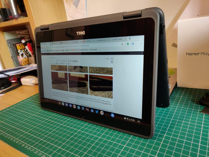 Dell Chromebook 11 2 in 1   Review