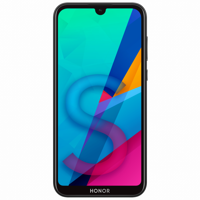 HONOR 8S Product Image 3 (Black)