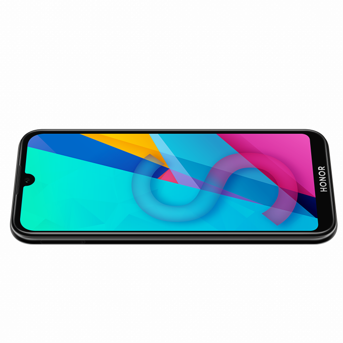 HONOR 8S Product Image 4 (Black)