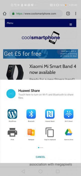 Screenshot 20190701 094054 com.huawei.android.internal.app