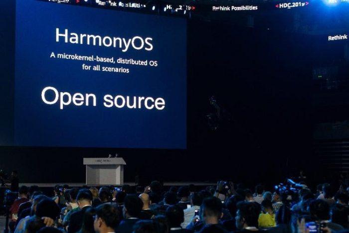 Huawei HarmonyOS 750