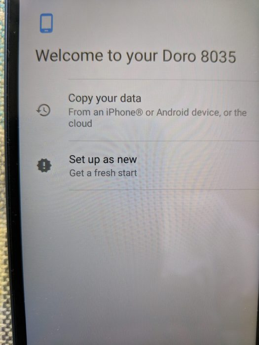 Dorophone 8035   Review