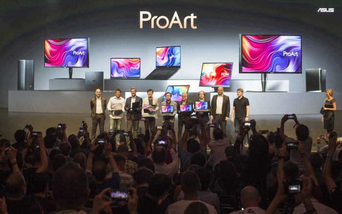 ASUS Announces Full Lineup of ProArt Family with Partners and Guests