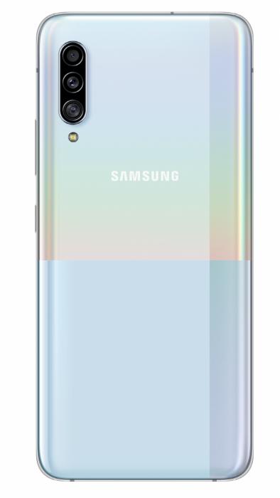 Galaxy A90 5G White Back