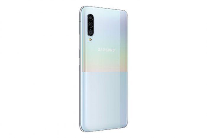 Galaxy A90 5G White L