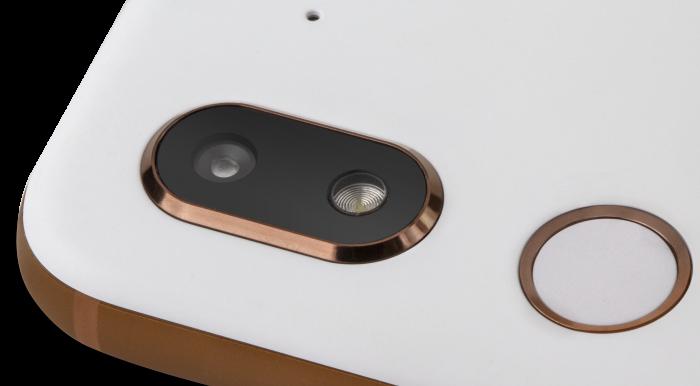 A new slick smartphone for seniors. Meet the Doro 8080.