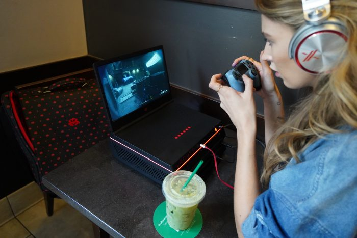 Go mobile with your PS4 and Xbox. The Buddah Tek Rover 1.