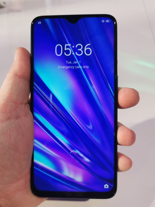 The Realme 5 Pro   Up close and personal