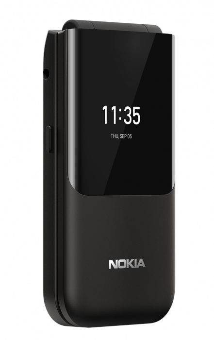 Flip off. The Nokia 2720 is back, and now with 4G!