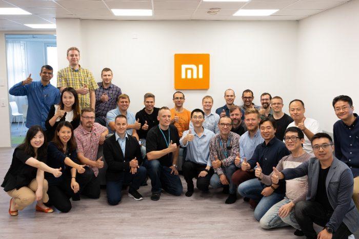 Xiaomi push on   European R&D office now open