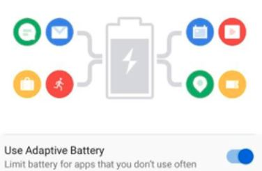 Preserving battery life on your smartphone