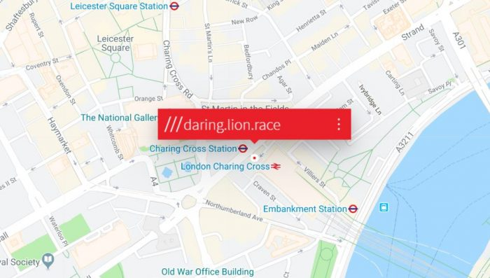 A super easy way to share your location