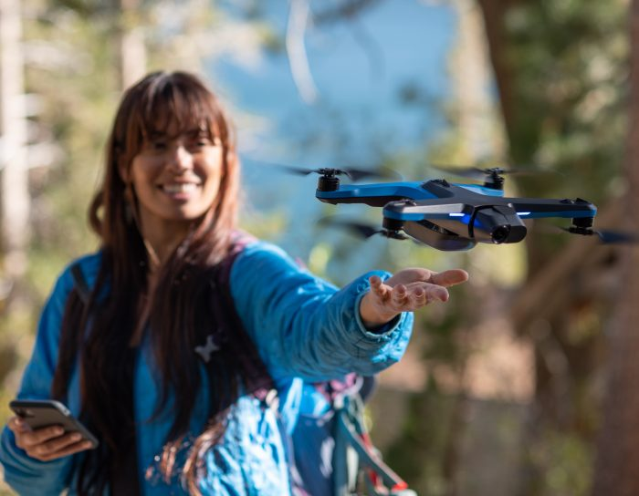 Skydio 2   The new intelligent, tracking drone