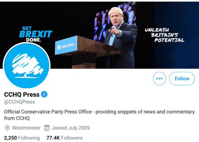 General election 2019   Liars continue to lie, but make sure you vote