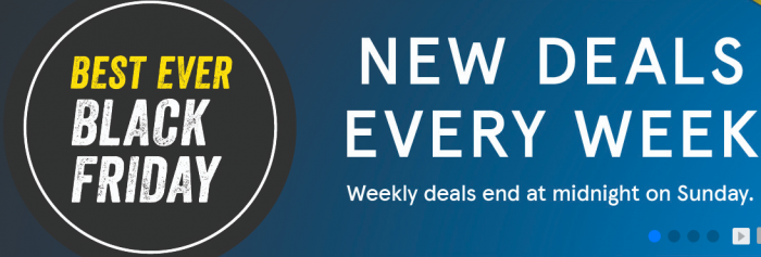 Tesco Mobile Black Friday Deals