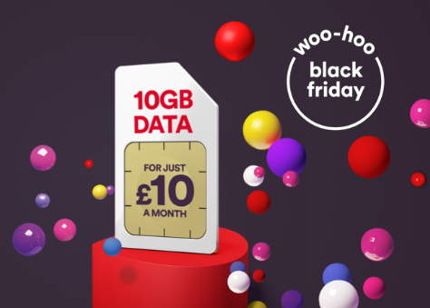 Deal time   £10 for 10GB with Virgin Mobile