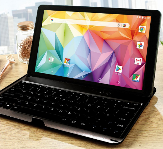 Best tablet for writers. Is it right under your nose?