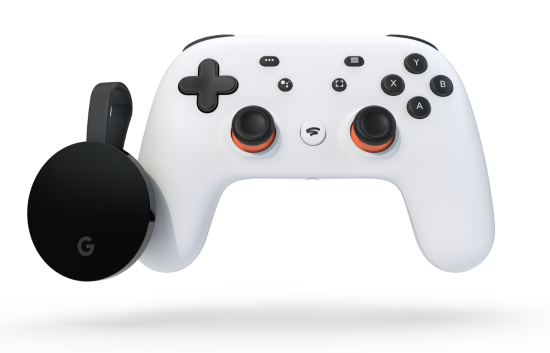 Google Stadia now available.