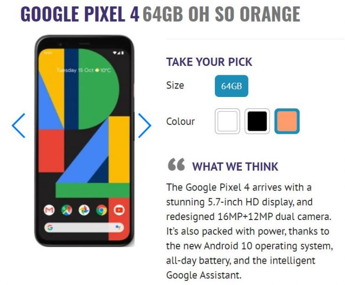 E2Save deals   Cheap iPhone 11 and Google Pixel 4