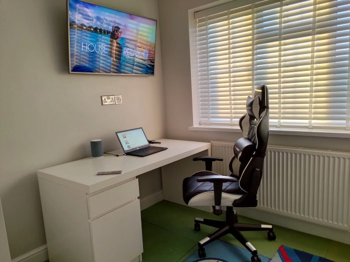 Home Office / Gaming Room Project – Part 4. Nearly there!