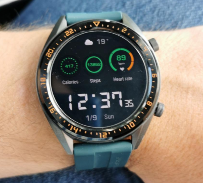 Huawei Watch GT Active   Now (just) less than £100