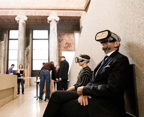 Virtual museums take art to the next level