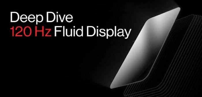 OnePlus goes 120 Hz