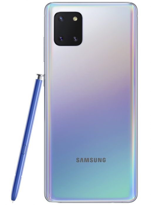 Galaxy S10 Lite and Galaxy Note10 Lite announced