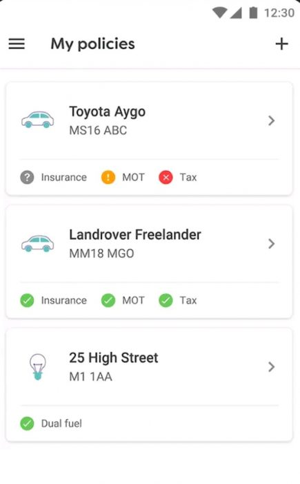 Benefits of using car insurance apps on your phone