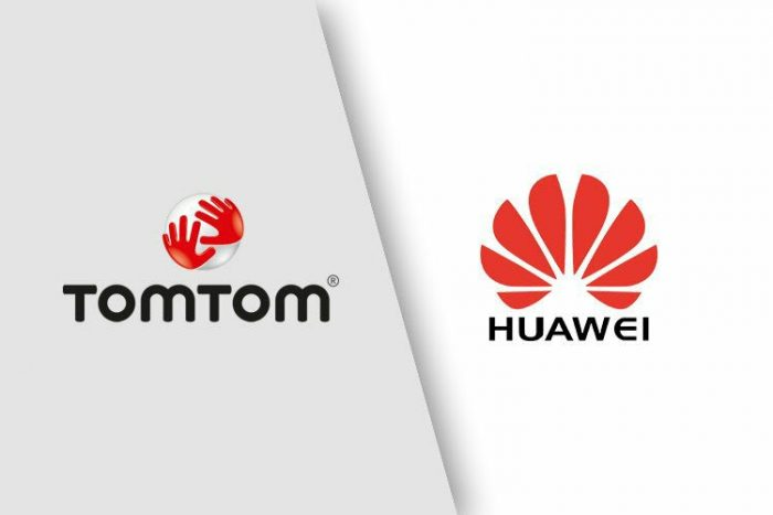 Huawei to use TomTom maps