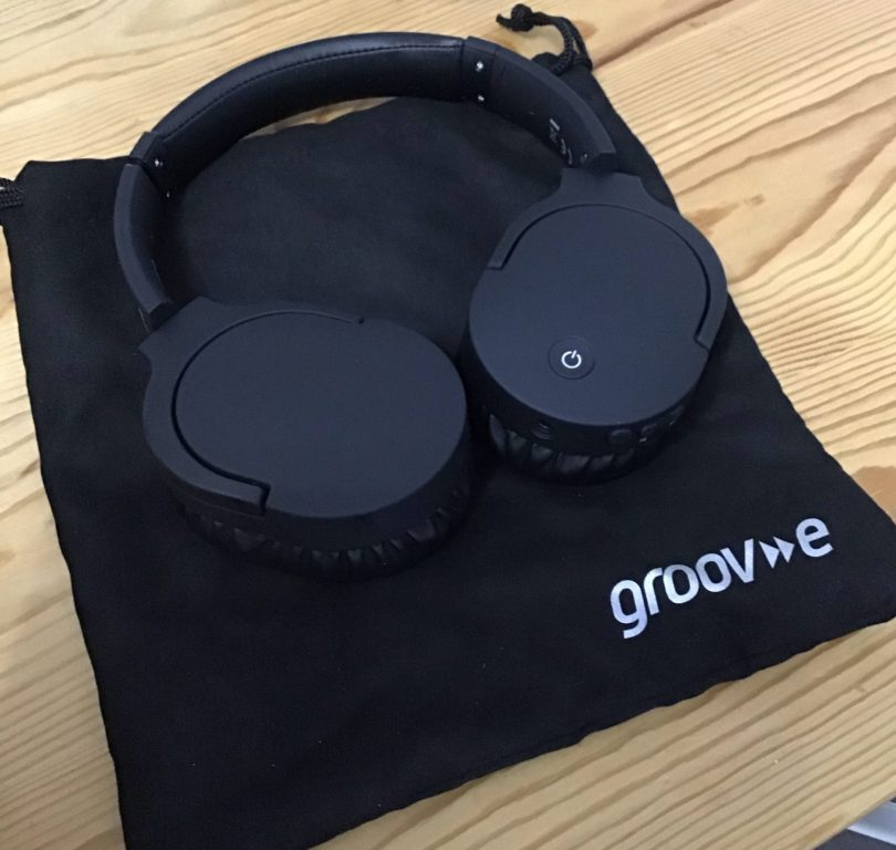 Groov e Zen ANC Headphones   Review