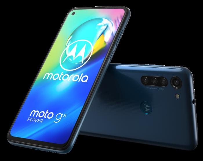 Motorola G8 Power now available on Vodafone