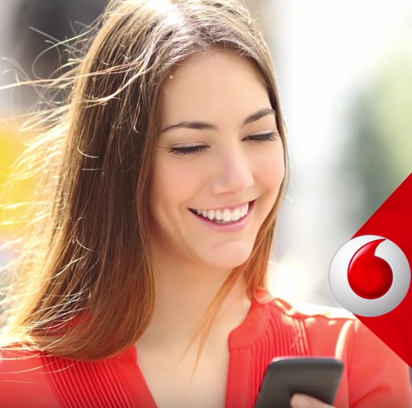 Vodafone SIM only deal. A tenna a month for 10GB