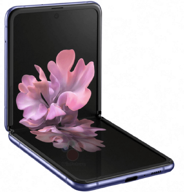 MWC   Let the rumours commence. The Samsung Galaxy Z Flip
