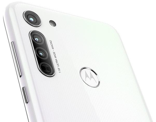 Moto G8 announced