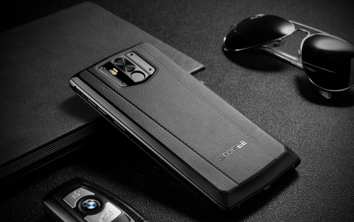 N100 from DOOGEE comes with a huge 10,000 mAh battery