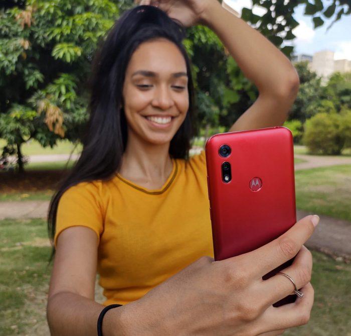 The Motorola e6s arrives