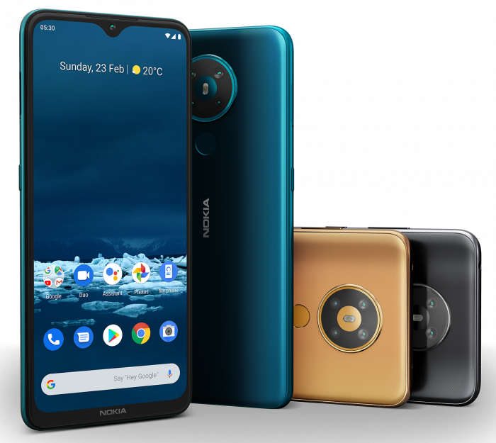 New Nokia handsets announced, including the Nokia 8.3 5G