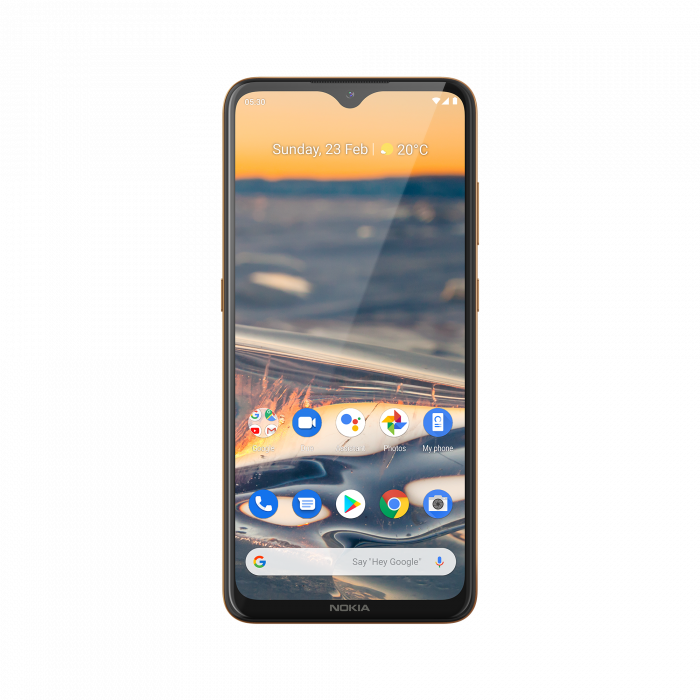 Nokia 5.3 Rational Sand Front HS SS PNG