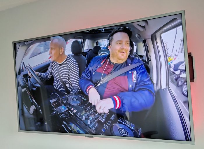 Home Active   Carpool Mixing and Raving