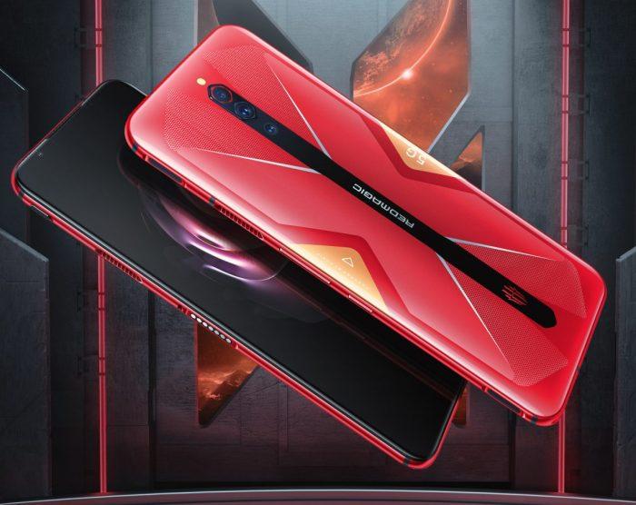 RedMagic 5G Red 2