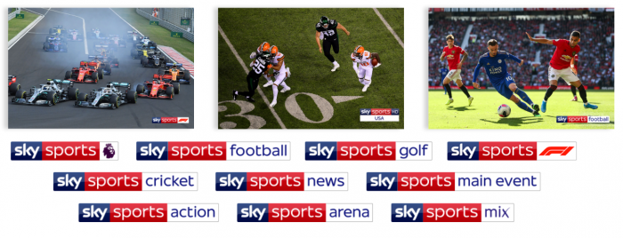 Sky Sports and BT Sports   No sport, no refunds