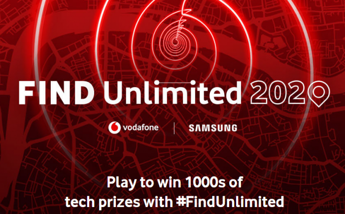 Win yourself a Samsung Galaxy S20 Ultra 5G and more