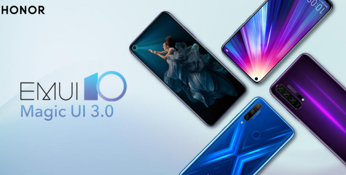 Magic UI 3.0 arriving on Honor 20 Series and View 20