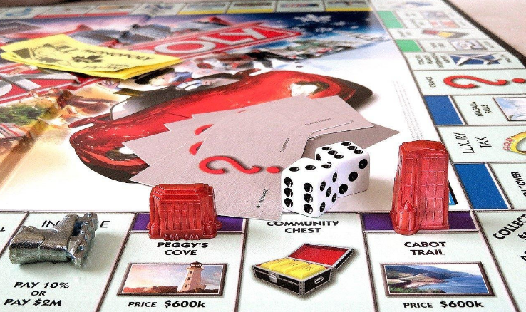 Trò chơi trên bàn đã chuyển sang trực tuyến 2
